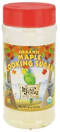 DROPPED: FunFresh Foods - Organic Maple Cooking Sugar - 8 oz. CLEARANCE PRICED