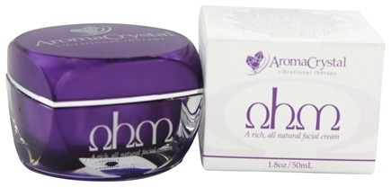 DROPPED: Aroma Crystal - Ohm Facial Cream - 1.8 oz.