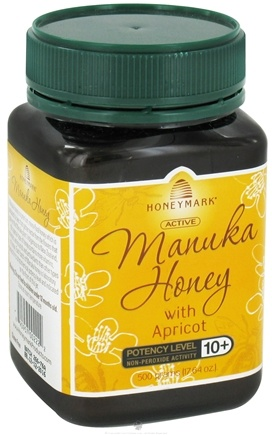 DROPPED: Honeymark - Active Manuka Honey with Apricot - 17.64 oz. CLEARANCE PRICED