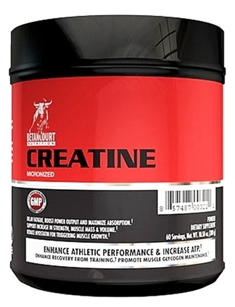 DROPPED: Betancourt Nutrition - Creatine Micronized 5 g. - 60 Serving(s) CLEARANCE PRICED