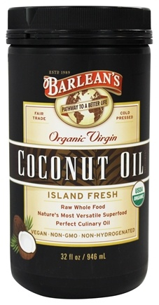 Barlean's - Extra Virgin Coconut Oil - 32 oz.