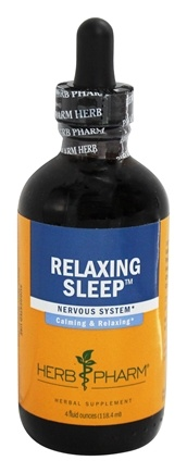 Herb Pharm - Relaxing Sleep Tonic Compound - 4 oz.