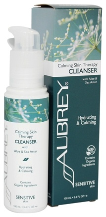 Zoom View - Calming Skin Therapy Cleanser with Aloe & Sea Aster