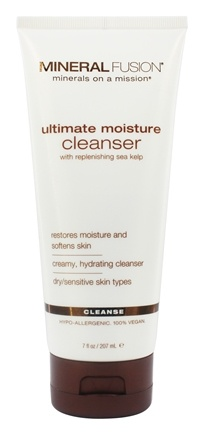 DROPPED: Mineral Fusion - Ultimate Moisture Cleanser - 7 oz.