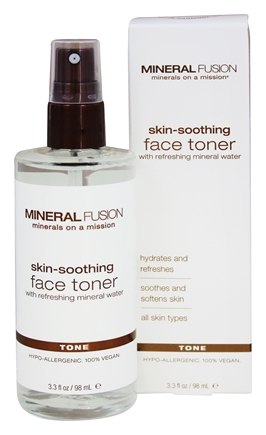 DROPPED: Mineral Fusion - Skin Soothing Face Toner - 3.3 oz.