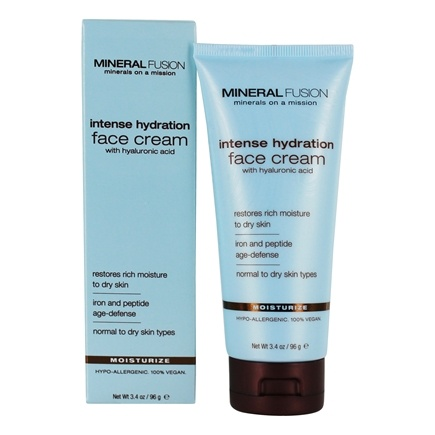 Mineral Fusion - Intense Hydration Face Cream - 3.4 oz.