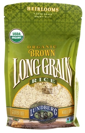 Lundberg - Organic Long Grain Brown Rice - 32 oz.