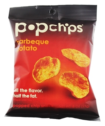 Popchip - Potato Chips Barbecue - 0.8 oz.