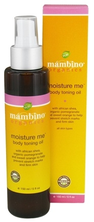 Zoom View - Moisture Me Body Toning Oil