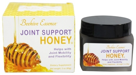 DROPPED: Beehive Essence - Joint Support Honey - 2 oz. CLEARANCED PRICED