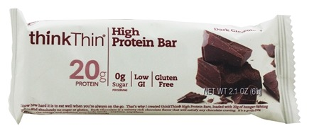 Zoom View - thinkThin Protein Bar