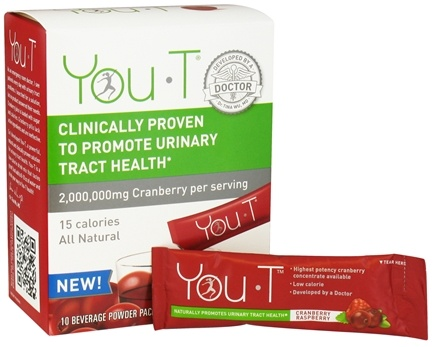 DROPPED: You-T - Urinary Tract Health - 10 x 7.6g Packets