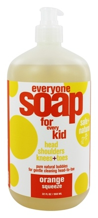 Zoom View - Everyone for Kids Soap
