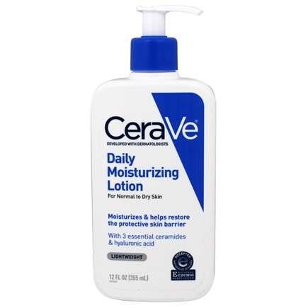 CeraVe - Moisturizing Lotion Fragrance-Free - 12 oz.