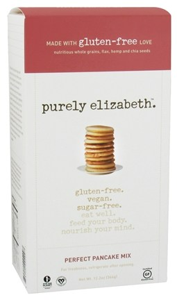 DROPPED: Purely Elizabeth - Perfect Pancake Mix - 12.2 oz.