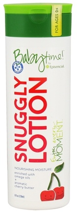 DROPPED: Episencial - Babytime! Snuggly Lotion - 8 oz. CLEARANCE PRICED