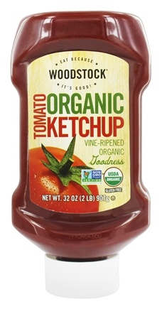 Woodstock Farms - Organic Tomato Ketchup - 32 oz.