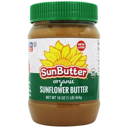 SunButter - Sunflower Butter Organic - 16 oz.