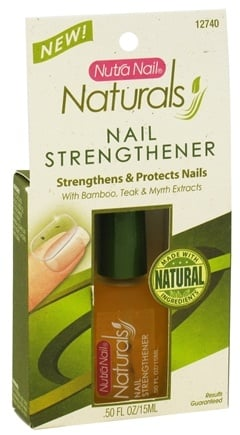DROPPED: Nutra Nail - Naturals Nail Strengthener - 0.5 oz. CLEARANCE PRICED