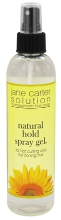 DROPPED: Jane Carter Solution - Natural Hold Spray Gel - 8 oz. CLEARANCED PRICED