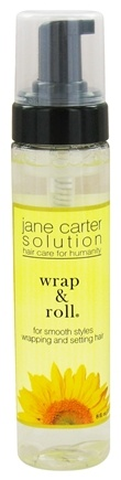 DROPPED: Jane Carter Solution - Wrap & Roll - 8 oz. CLEARANCED PRICED