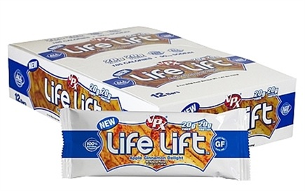 DROPPED: VPX - Life Lift Bar Apple Cinnamon Delight - 2.1 oz. CLEARANCED PRICED