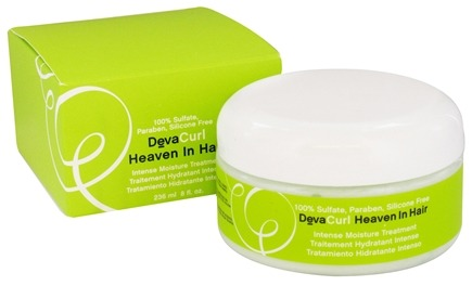 DROPPED: DevaCurl - Heaven In Hair Intense Moisture Treatment - 8 oz. CLEARANCE PRICED