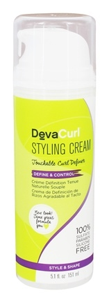 Zoom View - Styling Cream