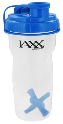 DROPPED: Fit & Fresh - Jaxx Shaker Bottle Blue - 28 oz. CLEARANCE PRICED