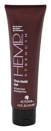DROPPED: Alterna - Hemp Firm Hold Gel - 4.2 oz. CLEARANCE PRICED