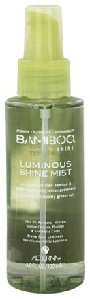 DROPPED: Alterna - Bamboo Luminous Shine Mist - 4 oz. CLEARANCE PRICED