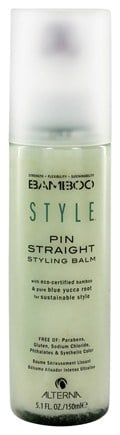 DROPPED: Alterna - Bamboo Style Pin Straight Styling Balm - 5.1 oz. CLEARANCE PRICED
