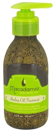 DROPPED: Macadamia Natural Oil - Healing Oil Hair Treatment - 4.2 oz. CLEARANCE PRICED