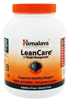 DROPPED: Himalaya Herbal Healthcare - LeanCare with Garcinia for Weight Management - 240 Vegetarian Capsules