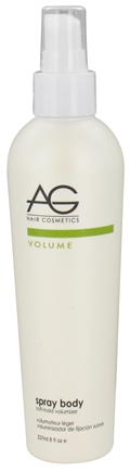 DROPPED: AG Hair - Volume Spray Body Soft Hold Volumizer - 8 oz. CLEARANCE PRICED