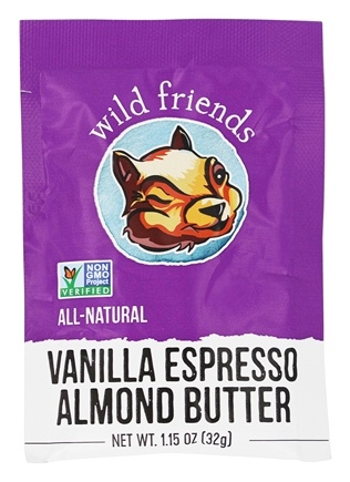 Wild Friends - Almond Butter Vanilla Espresso - 1.15 oz.