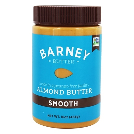 Barney Butter - All Natural Almond Butter Smooth - 16 oz.