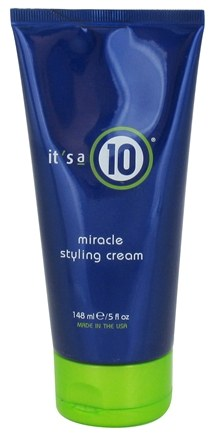 DROPPED: It's a 10 - Miracle Hair Styling Cream - 5 oz. CLEARANCE PRICED