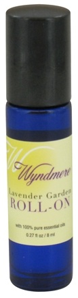 DROPPED: Wyndmere Naturals - Aromatherapy Roll-On Lavender Garden - 0.27 oz.