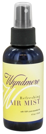 DROPPED: Wyndmere Naturals - Aromatherapy Air Mist Refreshing - 4 oz. CLEARANCED PRICED