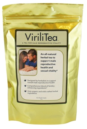 DROPPED: Fairhaven Health - ViriliTea For Male Reproductive Vitality - 5 oz. CLEARANCED PRICED