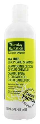 DROPPED: Thursday Plantation - Tea Tree Scalp Care Shampoo - 8.45 oz.