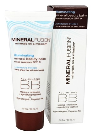 DROPPED: Mineral Fusion - 3-In-1 Color Stick Berry Glow - 0.18 oz.
