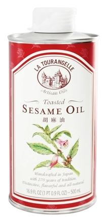 La Tourangelle - Toasted Sesame Oil - 16.9 oz.