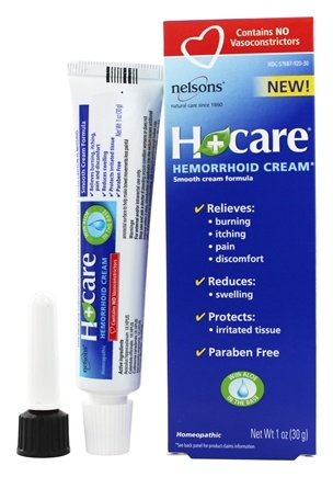 DROPPED: Nelsons - H+ Care Cream - 1 oz.