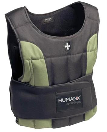 DROPPED: Harbinger - Humanx 20 lb Weight Vest