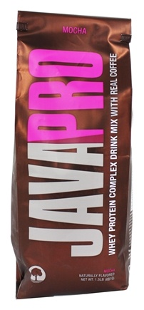 Nature's Best - JavaPro Whey Protein Complex Mocha - 1.5 lb.