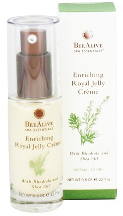 Zoom View - Enriching Royal Jelly Facial Creme with Rhodiola and Shea Oil