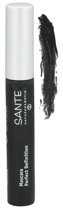 DROPPED: Sante - Mascara Perfect Definition Black - 8 ml. CLEARANCE PRICED