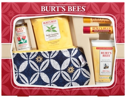 DROPPED: Burt's Bees - On The Go Kit - 6 Piece(s)